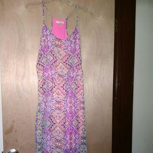 Summer Dress Self Esteem XL